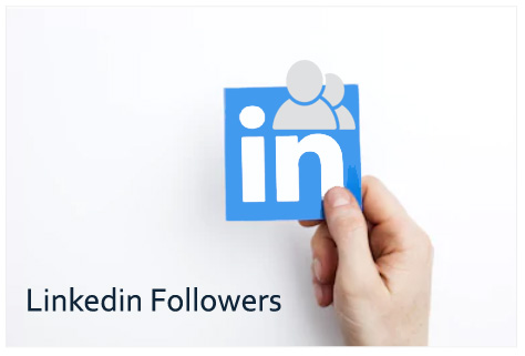 Buy Linkedin Followers Worldwide