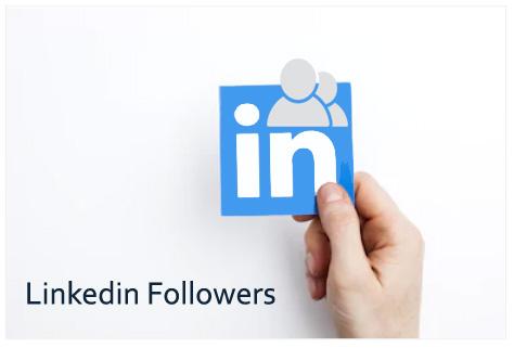 Buy Linkedin Followers Worldwide