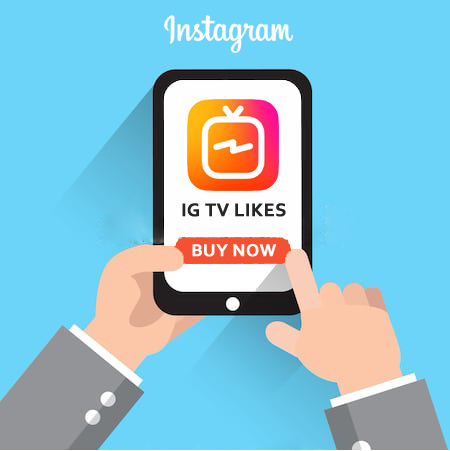 Buy Instagram TV Likes Worldwide