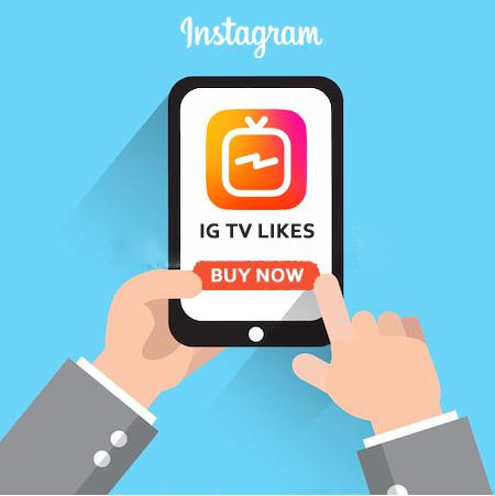 Buy Instagram TV Likes Worldwide